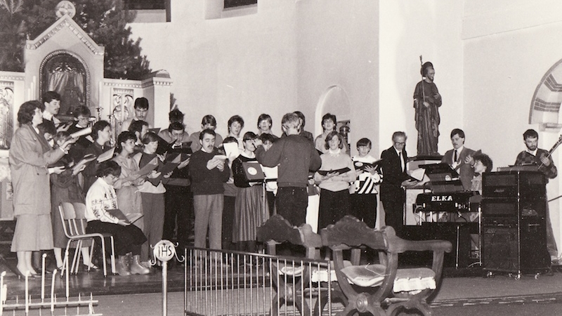 Eucharistieviering 2e Kerstdag