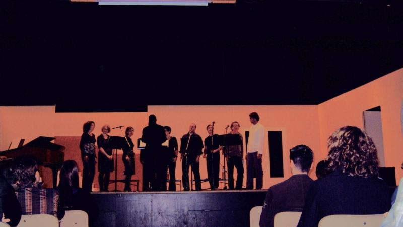 Najaarsconcert Reconnected