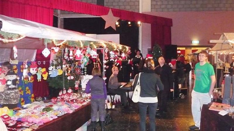 Kerstmarkt Op de Bies