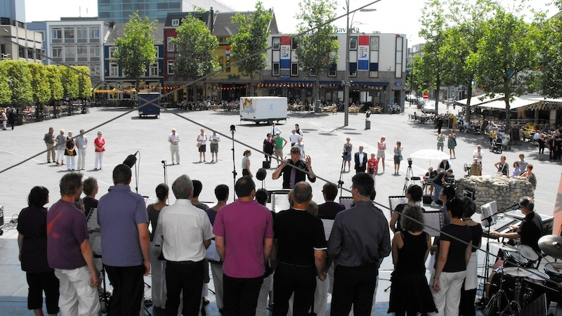 Open Podium Muziekschool Heerlen