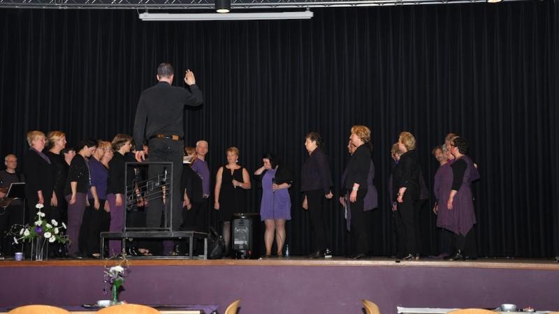 Concert in Heel